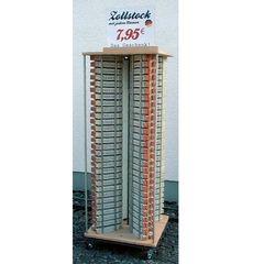 35502 Zollstockständer-Bestückung