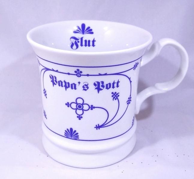 40611  Herrenbecher PAPA_s Pott