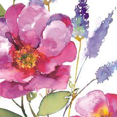 42817 Servietten Blume