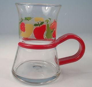 48001 Royal Tee Früchte m. Goldgriff