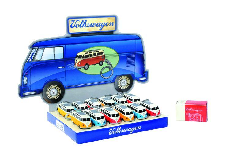 53510 VW LED Schlüsselanhänger