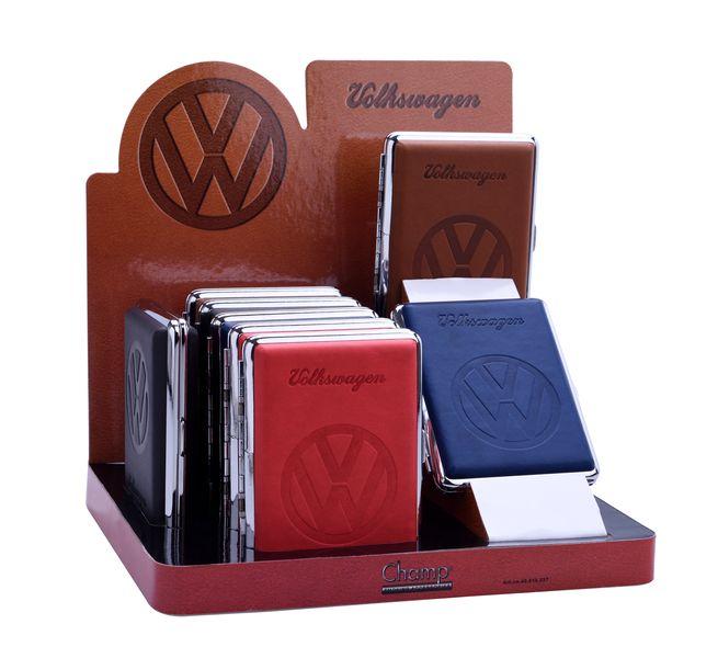 53522 VW Zigaretten Box VW LOGO