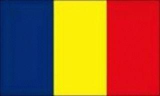 60061 Hissflagge RUMÄNIEN 90x150cm