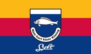 60070  Hissflagge SYLT RÜM HART