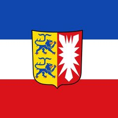 60075  Schleswig Holstein mit Wappen