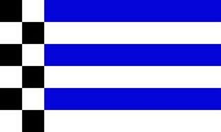 60092 Norderney Flagge 90x150cm