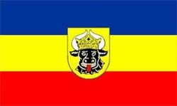 60094 Flagge Mecklenburg Ochsenkopf