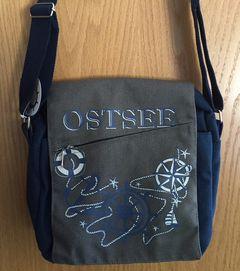 62352 Schultertasche Ostsee