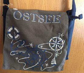 62353 Schultertasche Ostsee