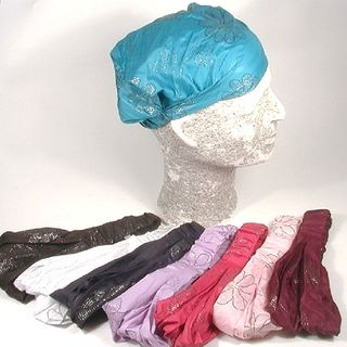 63465 Bandana 3in1 Headband GLITTER